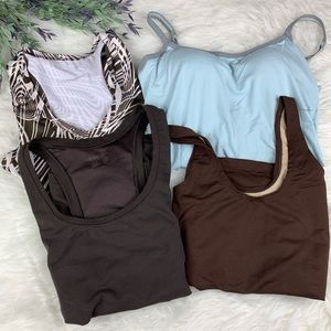 Workout Tank Top Bundle Old Navy Uniqlo